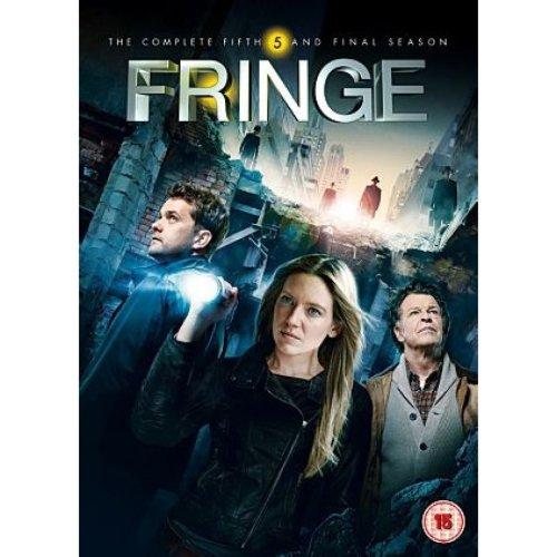 Fringe Season 5 DVD [2013]