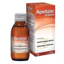 Senior Apetizer syrup 100 ml