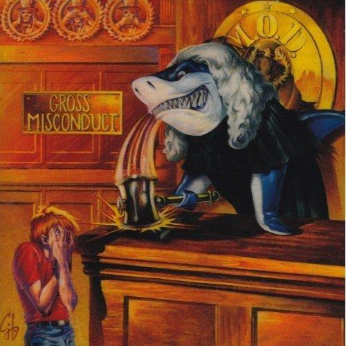 M.o.d. - Gross Misconduct [CD]