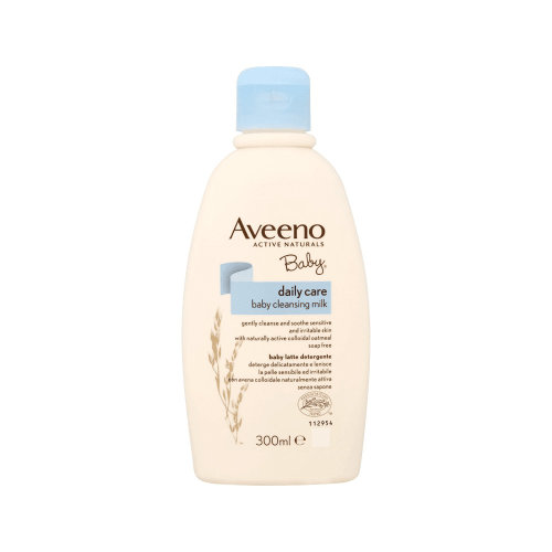 Aveeno Baby Daily Care Cleansing Milk - 300ml