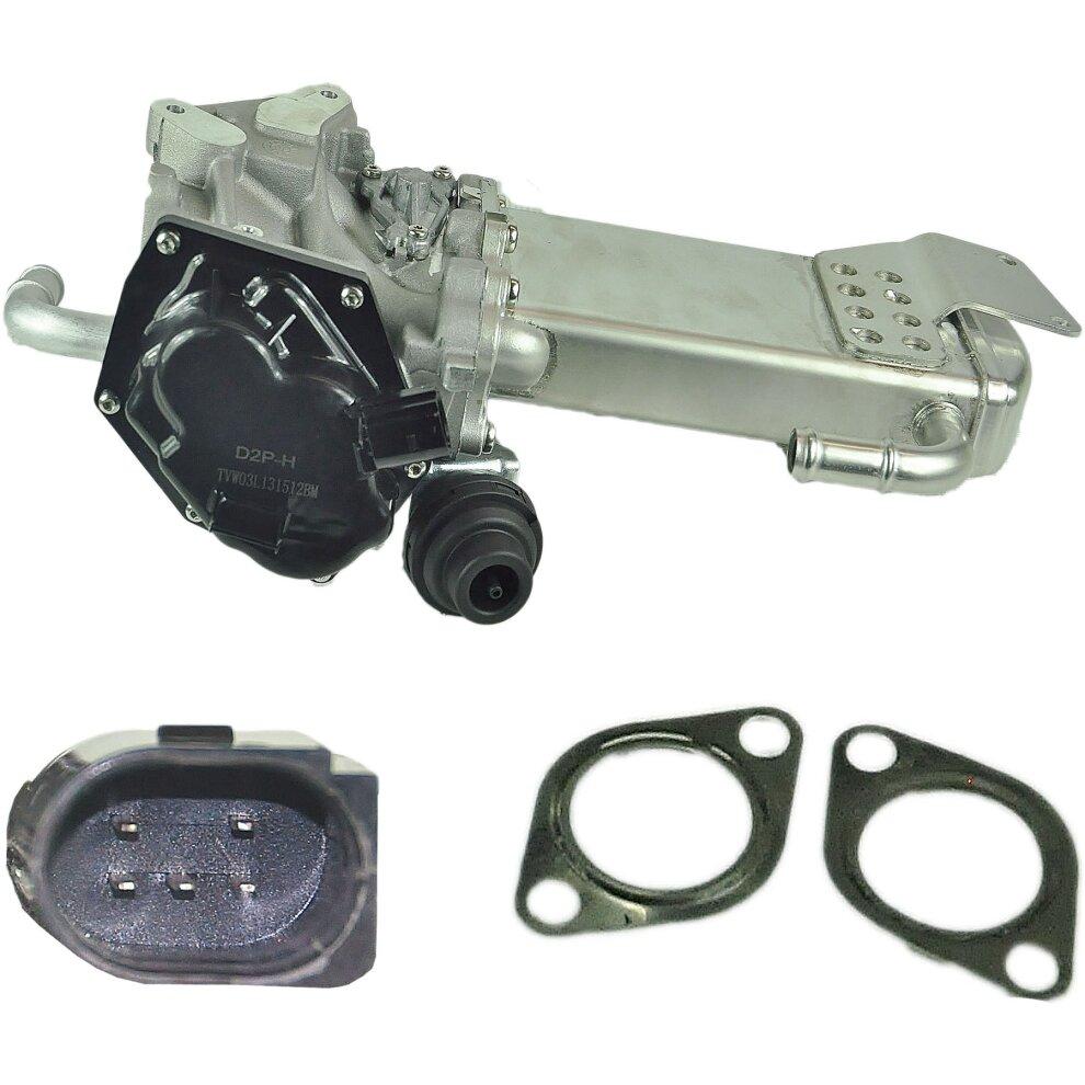 FOR VW T5 TRANSPORTER V MULTIVAN V 2.0 TDI EGR VALVE /& COOLER 03L131512BM//CB//DS