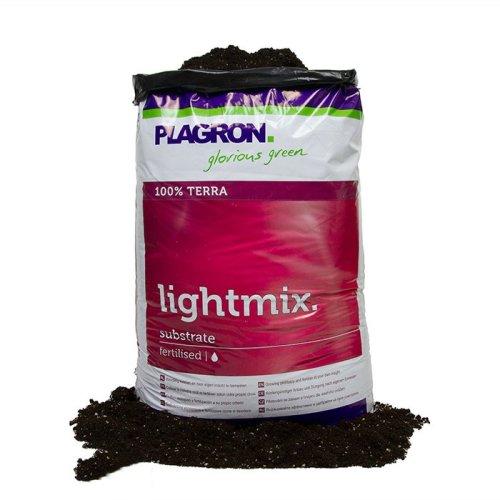Plagron Light-Mix Soil 50 Litre Bag   50L