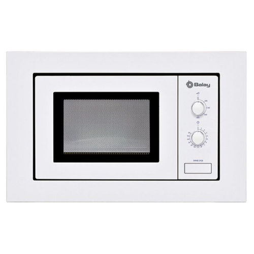 Built-in microwave Balay 3WMB1918 17 L 800W White
