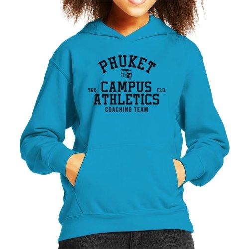 Phuket Campus Athletics Kid's Hooded Sweatshirt