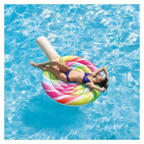 Intex 58753 Lollipop Inflatable Pool Mattress