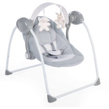 Chicco Relax and Play Swing - Cool Grey - Used