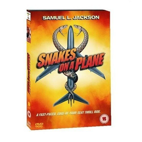 Snakes On A Plane DVD [2006]