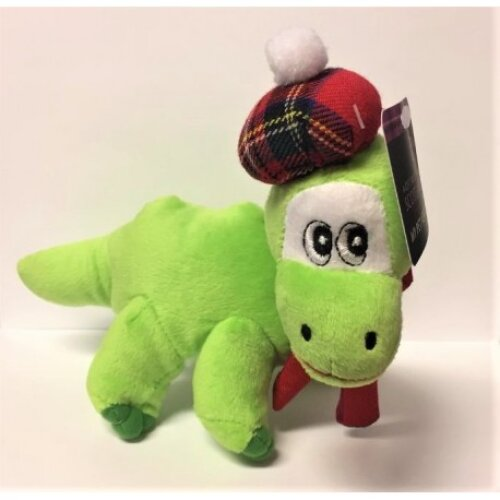 Scottish Gift Nessie Loch Ness Pet Monster soft toy large