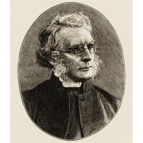 John William Colenso 1814-1893. First Anglican Bishop of Natal South Africa Poster Print, Large - 28 x 32