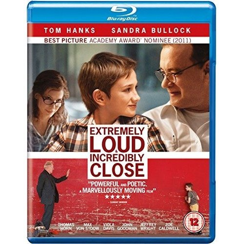 Extremely Loud & Incredibly Close Blu-Ray [2012]