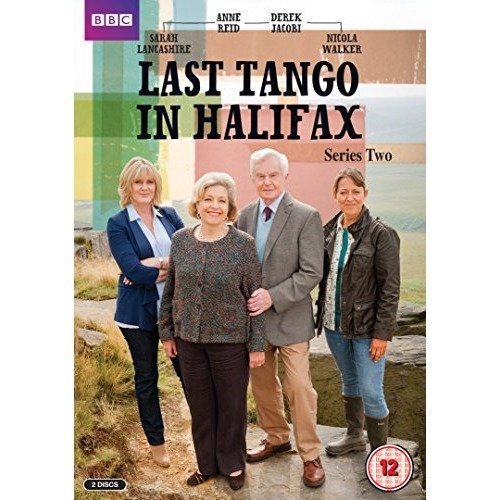 Last Tango in Halifax - Series 2 [dvd] - Used