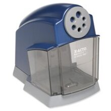 Elmerft.s Products Inc EPI1670 Electric Pencil Sharpener- 4-.50in.x7in.x6-3-6in.- Blue-Gray