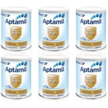 Aptamil Lactose Free Milk Powder ( 400g) X 6