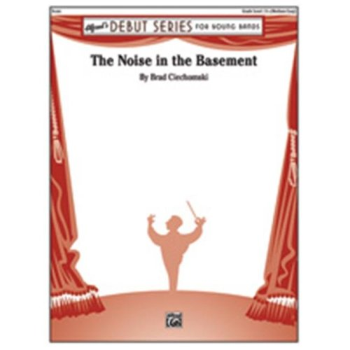 Alfred 00-39619 THE NOISE IN THE BASEMENT-DS