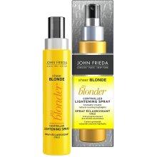 John Frieda Lightening Spray for Blonde Hair 100ml Semi-Permanent NEW