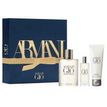 Armani Acqua Di Gio Gift Set - 50ml+5ml EDT + 75ml Body Shampoo