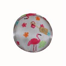 Dexam Summer Garden Flamingo Food Cover