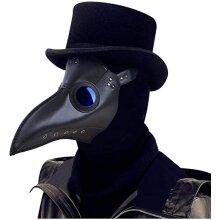 Plague Doctor Halloween Mask   Steampunk Halloween Costume