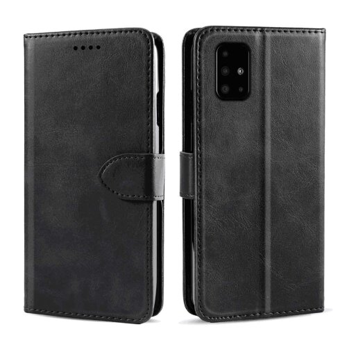 PU Leather Book/Wallet Case for Samsung A51