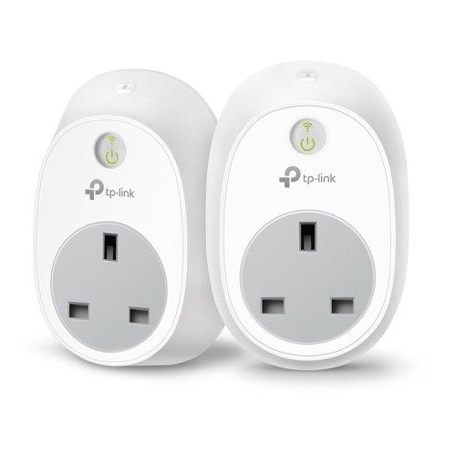 TP-Link HS100 KIT Kasa Smart Wi-Fi Plug 2-Pack HS100 KIT V2.1