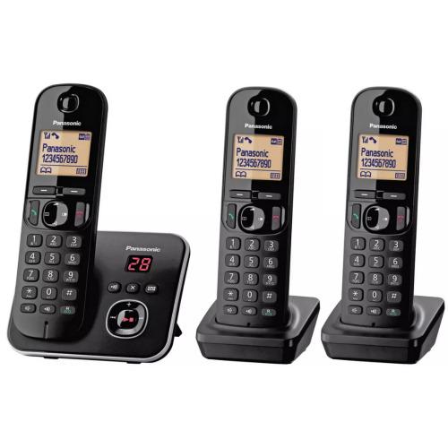 Panasonic KX-TG680 Series Cordless Telephone Answer Machine