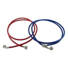 Hoover Washing Machine Inlet Fill Hose Set 2.5M Hot & Cold