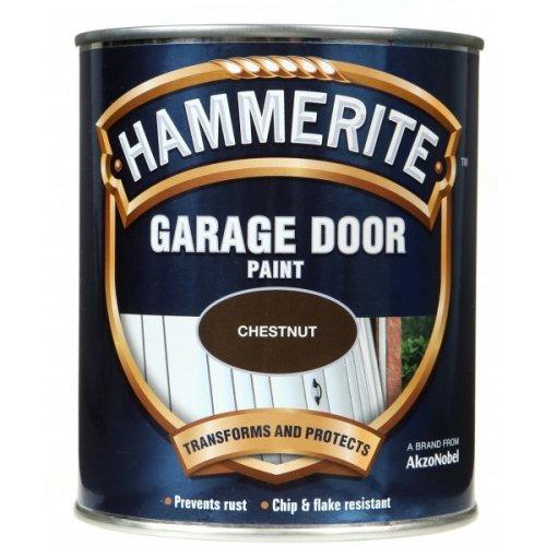 HAMMERITE Garage Door Paint - Chestnut - 750ml [5092849]