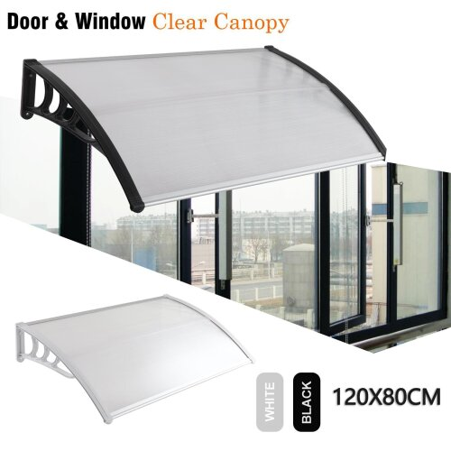 Door Canopy Awning Shelter Canopy Outdoor Porch Shade