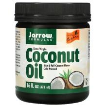 Jarrow Formulas, Extra Virgin Coconut Oil, 473g