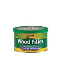 Everbuild 2 Part High Performance Wood Filler Mahogany 500g