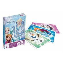 Disney Frozen Pairs and Old Maid Playing Cards, 1 Deck