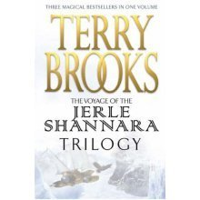 The Jerle Shannara Trilogy: Ilse Witch, Antrax, Morgawr (Voyage of the Jerle Shannara) - Used