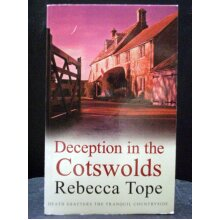 Deception in the Cotswolds  ninth book Thea Osborne - Used