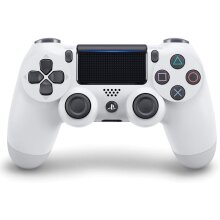 White Sony PS4 DualShock 4 Controller