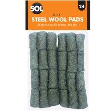 Steel Wool   Wire Wool Pads