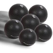 PhysioRoom 4kg - 20kg Medicine Ball Weight Slam Ball