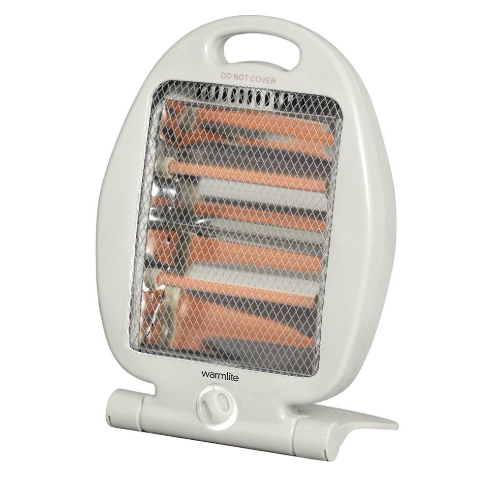 Stand Up Quartz Heater w 2 Heat Sett