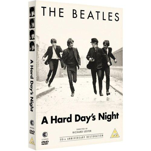 A Hard Days Night - Anniversary Restoration DVD [2014]