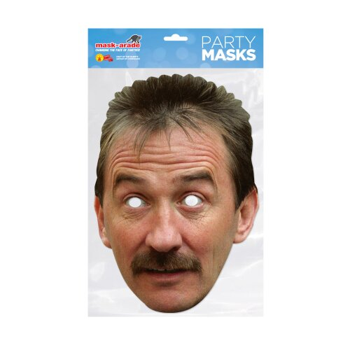Paul Chuckle fancy dress face mask