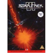 Star Trek 6 - The Undiscovered Country DVD (2001) William Shatner, Meyer (DIR) - Used