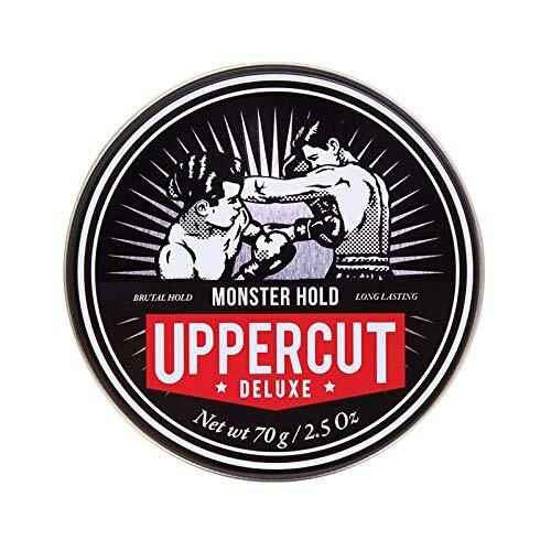 Uppercut Monster Hold Pomade Hair Styling Product For Men 70g/2.5oz