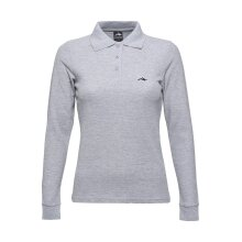 Ladies Long Sleeve Polo Shirts Cotton tops