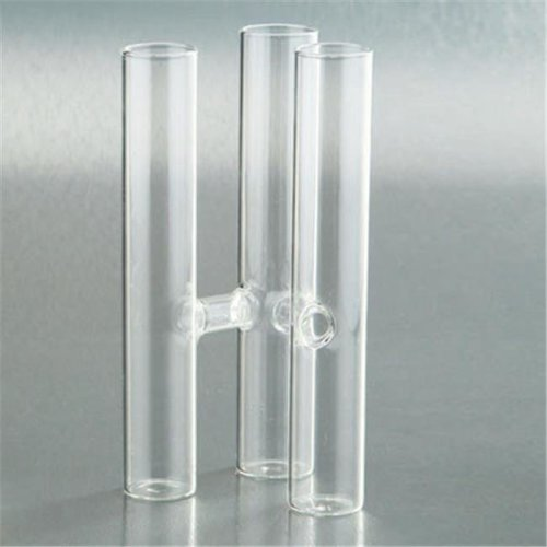 7 x 3.5 x 3 in. Glass Flower Vase, Clear