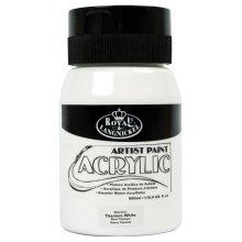 Royal & Langnickel RAA-5121 Essentials 500ml Acrylic Paint - Titanium White