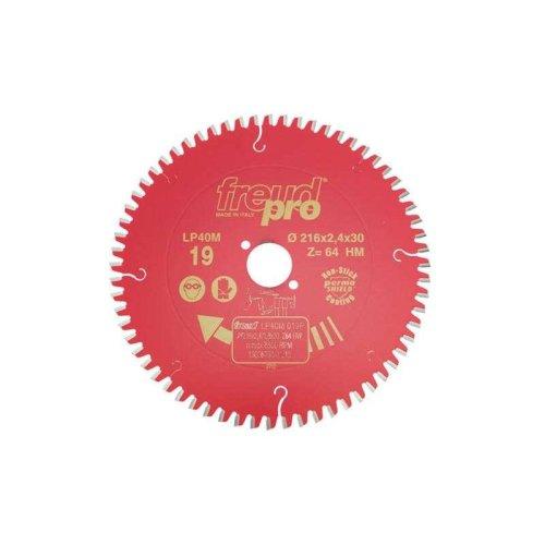 FREUD PRO LP40M 019 TCT Circular Saw Blade - 216mm x 30mm - 64T