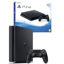 Sony PlayStation 4 500GB PS4 Console - Black - Refurbished