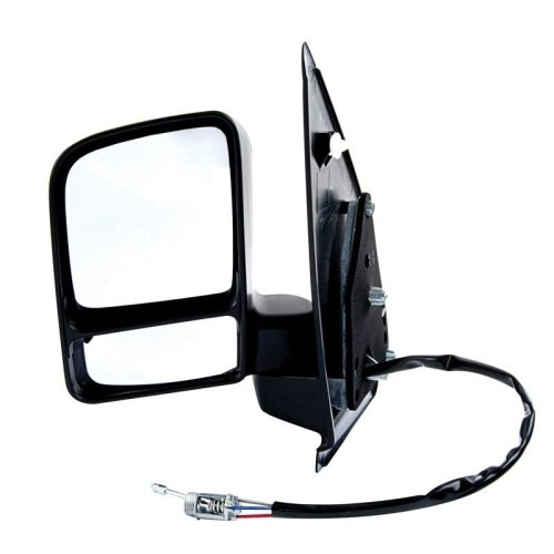 Ford Transit Connect 2002-2009 Cable Black Wing Door Mirror Passenger Side N/s