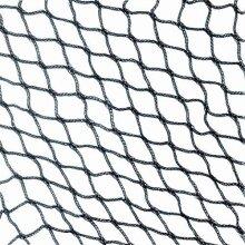Nutley's 5 x 4 m Heavy-Duty Woven Bird Netting-Black Repel-pesticides