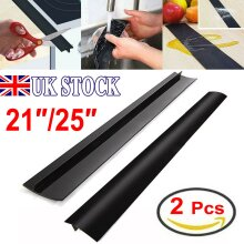 Silicone Kitchen Seals Gap Filler Stove Counter Gap Cover for Cooker Worktop 2pcs Ship from UK