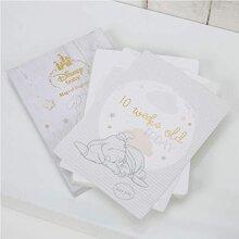 Disney Baby Dumbo 24 Milestone Cards for Keepsake Photos